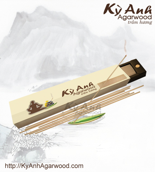 Agarwood Incense Sticks - NC10